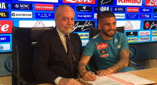 CorSport - Rinnovo Insigne, il Napoli offre un ingaggio ridotto del 30%: cifre e dettagli