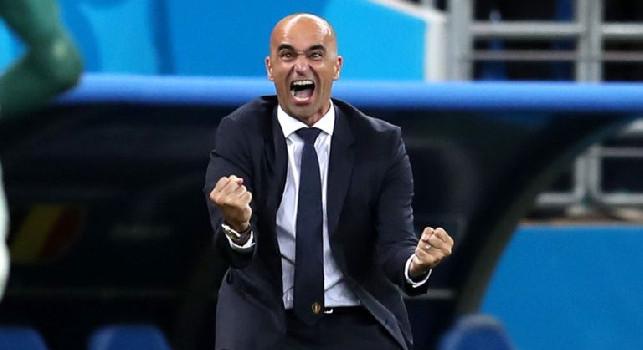 Belgio, il CT Martinez: Euro 2020, l'Inghilterra la grande favorita: ecco perché