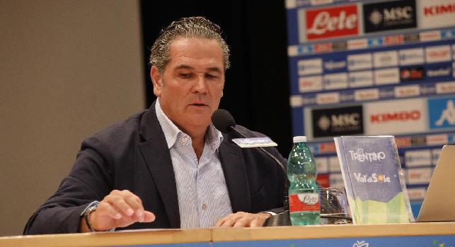SSC Napoli, Formisano: Penseremo a creare le mascherine azzurre. Le date per il ritiro andranno riformulate. Sul rimborso dei biglietti di Barcellona-Napoli...