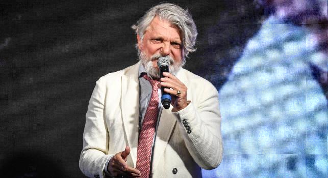 Sampdoria, attacco dei tifosi al presidente: Ferrero, ladro infame! [FOTO]