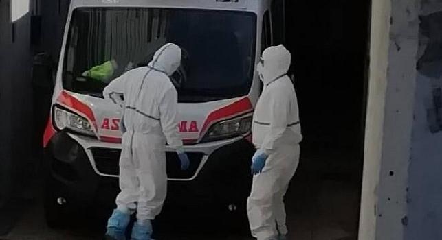 CdM - Caos a Napoli: in servizio solo 16 ambulanze, ospedali pieni e soccorsi in ritardo