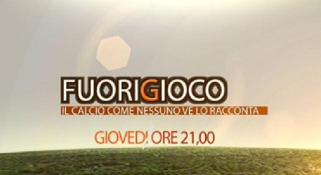 Stasera torna <i>Fuorigioco</i> su Canale 8: Schwoch, Taglialatela ed il Prof. Giordano tra i vari ospiti