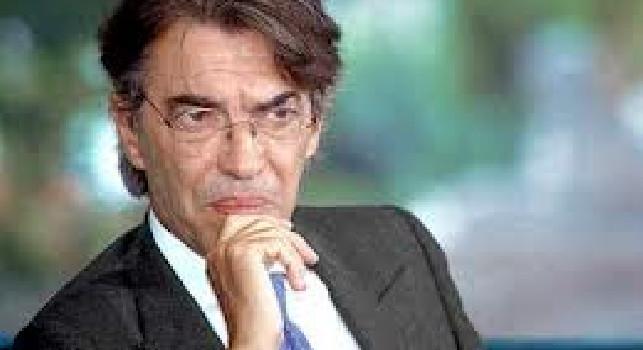 Moratti pizzica la Juventus: Un conto è andare a casa con il PSG, altra cosa è essere eliminati dal Lione