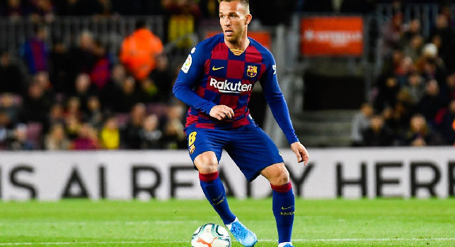 TMW - Primi saluti per Arthur al Barcellona: garantito il massimo impegno fino a fine stagione