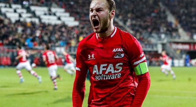Koopmeiners, l'entourage: Per l'AZ peserà l'assenza di Svensson che sarà rimpiazzato da un giovane. Scudetto? C'è anche il Napoli