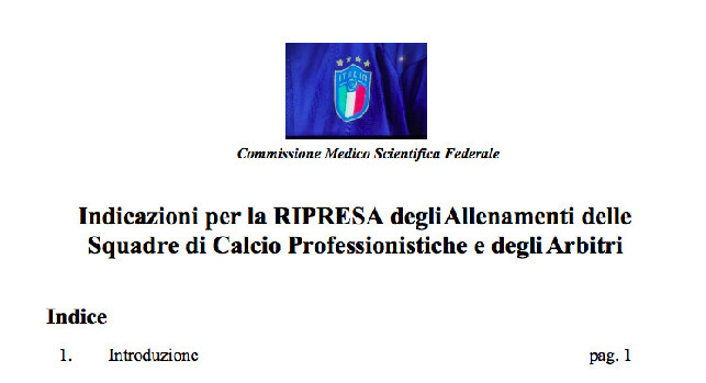 Nuovo protocollo in Serie A, ecco cosa succede in caso di nuovo positivo: tutti i dettagli per la ripresa degli allenamenti collettivi