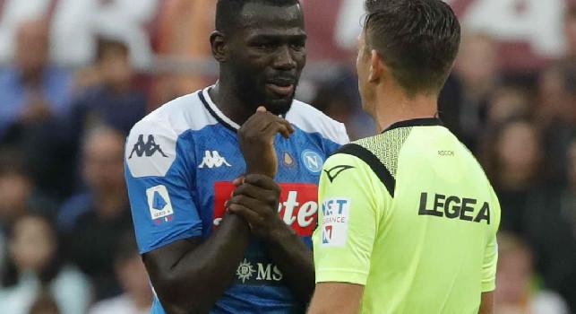 Il Mattino - Punto interrogativo Koulibaly, potrebbe andar via: il Man Utd scavalca il Psg