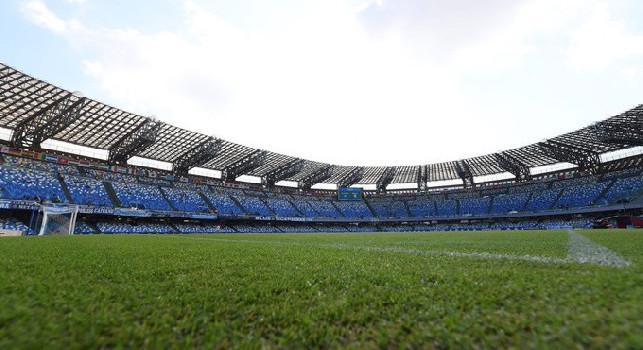 UFFICIALE - Via libera del Governo, stadi aperti a mille tifosi in Serie A! Napoli-Genoa vedrà un San Paolo parzialmente ripopolato
