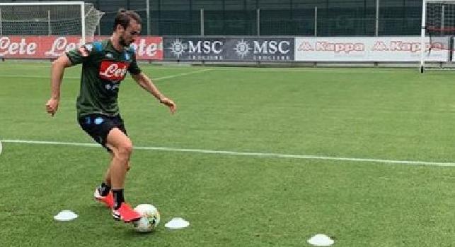 Cm.com - De Laurentiis vuole blindare Fabian e gli offre un rinnovo con clausola: intanto Barça e Real accelerano