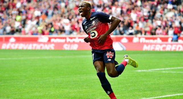 Osimhen, l'ex presidente ai tempi dello Charleroi: Victor mi dice sempre di voler giocare in Premier