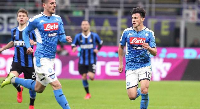 Coppa Italia, Napol-Inter