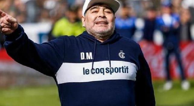 UFFICIALE - Maradona rinnova col Gimnasia [VIDEO]