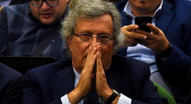 L'avvocato Cantamessa: Il Napoli è più forte del Milan, mi attende una serata di sofferenza. Gattuso? Un signore, anche se l'aspetto non lo suggerisce