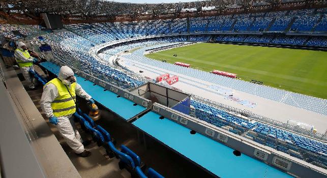 ULTIM'ORA - Tifosi allo stadio, il CTS non apre le porte! Protocollo invariato e stadi chiusi