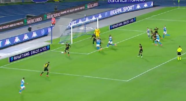 Napoli Inter Coppa Italia diretta