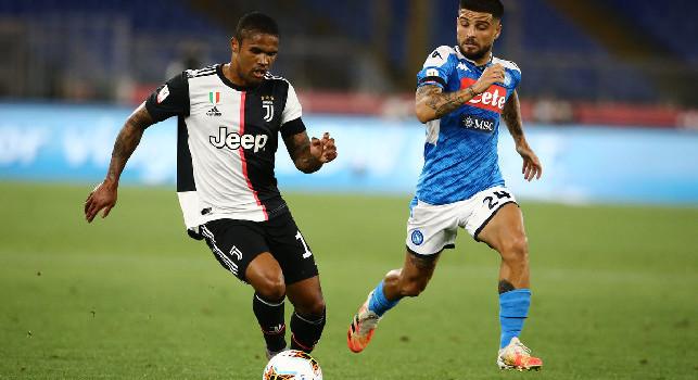 Diretta Napoli Juve