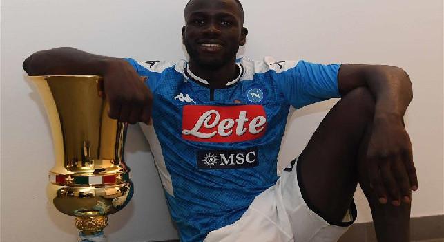 Koulibaly: Sarei pronto a chiudere la carriera a Napoli, ma non voglio illudere nessuno: dipende anche da ADL. Al Camp Nou per vincere, ecco cosa ho detto a Osimhen