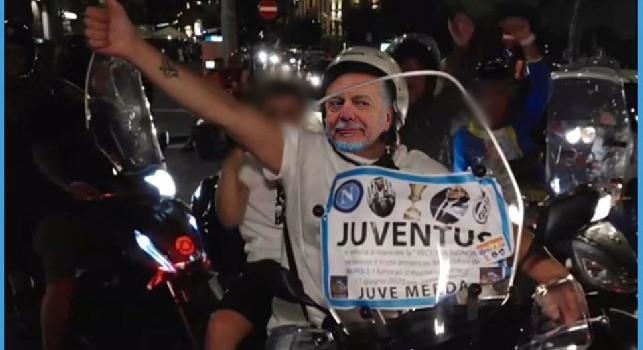<i>SOCIAL...ISMO</i> - La coppa che <i>alza</i> Insigne e Gattuso alla Zalone, i meme su Sarri e ADL in moto alla festa!