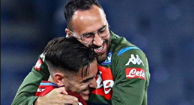 Il 'Patron' Ospina convince sempre di più Gattuso ma Meret chiede spazio, si sta giocando la Nazionale