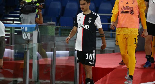 Gazzetta - Dybala punta il Napoli: contro il suo ex allenatore Gattuso potrebbe giocare uno spezzone di partita