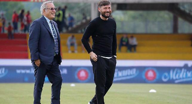 Benevento, Foggia: Abbiamo un'idea precisa di sviluppo di gioco, non mi sembra logico cambiare sempre