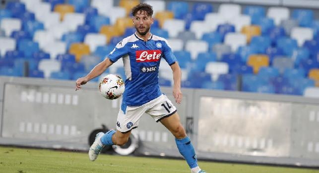 Gattuso cambia il suo Napoli: dentro Mertens e Maksimovic