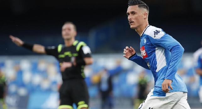 Presenza numero 247 in Serie A per Callejon: raggiunge Ferrara