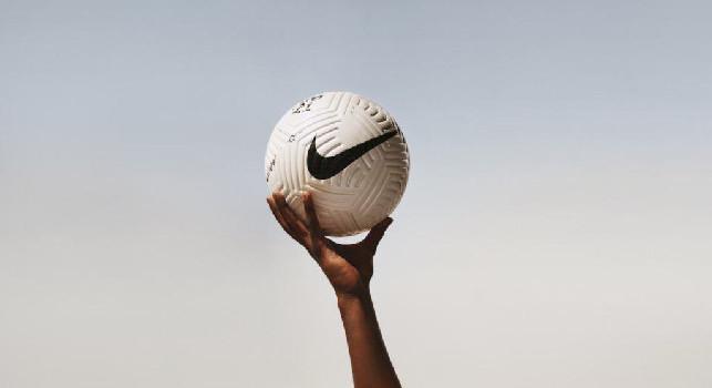 Ecco il nuovo pallone della Serie A 20-21 griffato Nike [FOTO]
