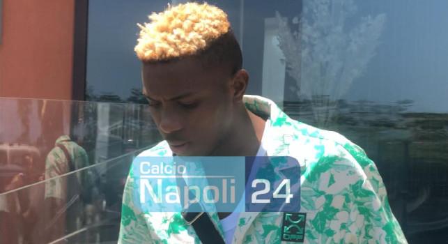 Venerato a CN24: C'è ottimismo per Osihmen, arriverà anche Gabriel! Al Napoli non interessa Saint-Maximin