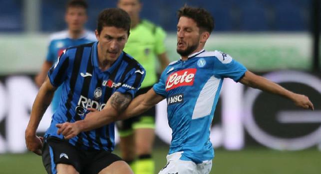 Pagelle Atalanta-Napoli: Zielinski tra gli ultimi a mollare, Koulibaly in ritardo! Lozano ci prova, Milik poco o nulla
