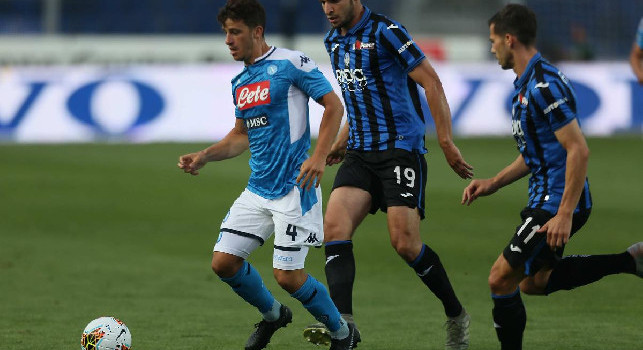 Il commento della SSC Napoli: Discorso Champions virtualmente chiuso