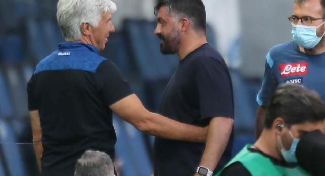 Gasperini: Con una vittoria sul Brescia tagliamo fuori il Napoli dalla corsa Champions