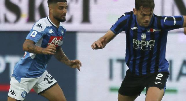 Lorenzo Insigne, attaccante e capitano del Napoli