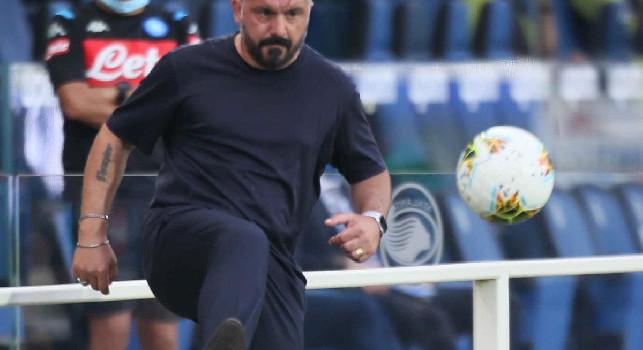 Guai a tirare i remi in barca. Gattuso scuote la squadra, occhi in particolare su tre azzurri