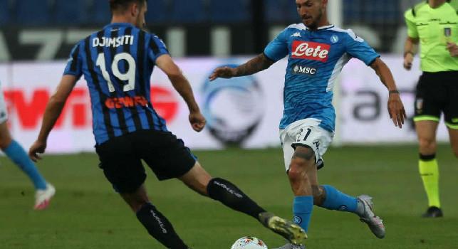 Politano: Sarà una gara difficile, il Genoa proverà a metterci in difficoltà. Ma noi dovremo essere bravi e fare la nostra partita