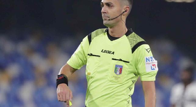 UFFICIALE - Napoli-Roma, arbitra Di Bello. Mazzoleni al VAR
