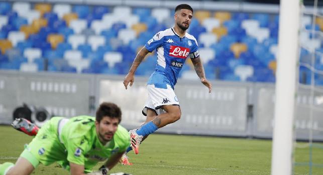 Napoli-Roma pochi cambi per Gattuso, in attacco solo Insigne è sicuro del posto da titolare