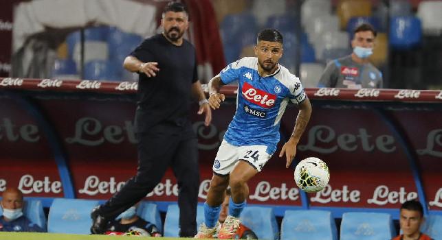 Parma-Napoli, le statistiche: Gattuso ha ottenuto un solo punto in tre sfide alla prima, per Insigne tre gol e tre assist negli ultimi tre esordi
