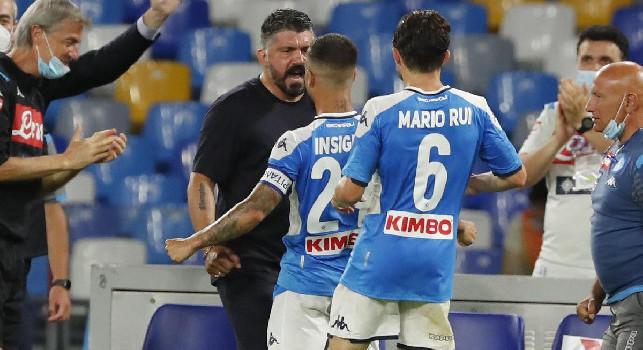 Napoli Roma 2 1