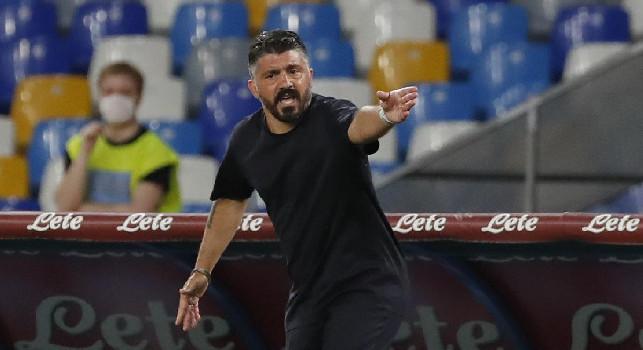 Gattuso: L'anno prossimo in tanti resteranno a Napoli. Lozano, che voglia nell'ultimo periodo! Dobbiamo migliorare in mentalità. Su Insigne e il Barça...