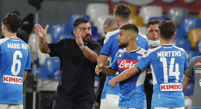 Gazzetta - C'è un dato che rende insoddisfatto Gattuso: lanciato un messaggio forte agli attaccanti in vista di stasera
