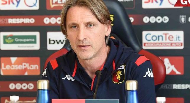 Genoa, Nicola in conferenza: Dobbiamo giocare come nel secondo tempo col Napoli, con quel tipo di ardore