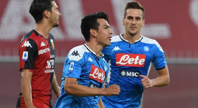 Il commento della SSC Napoli: Accelerazione impressionante di Lozano! Mertens un artista, alla prossima Gattuso contro il suo struggente passato...