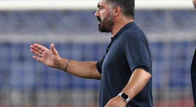 CorSport - Gattuso ha già deciso l'undici anti-Milan: previste sei novità rispetto a Genova