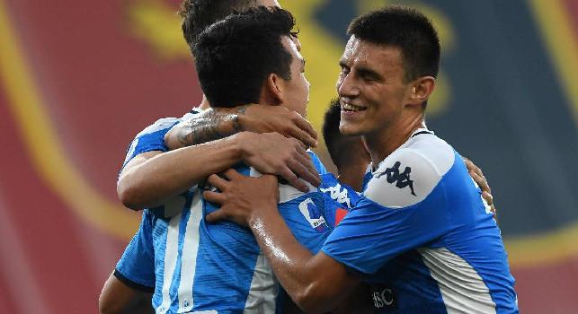 Scozzafava a CN24: Lozano dal 1'? Non credo contro il Milan, prima di svalutarlo il Napoli ci penserà