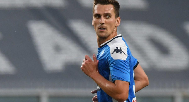 Da Roma: Milik nel mirino dei giallorissi per sostituire Dzeko, ma la Juve è in pole