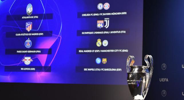 Il Mattino - Ricavi Champions League, è record per Napoli e Juve! Ottimo incasso anche per l'Atalanta