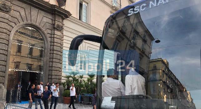 Ritiro Napoli-Granada, scelte le sedi per la vigilia: il programma di azzurri e spagnoli [ESCLUSIVA]