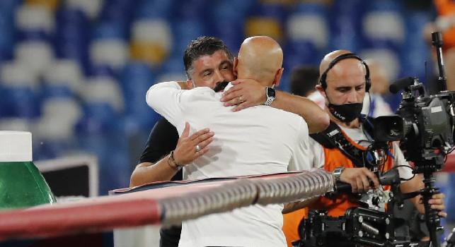 Napoli-Milan, probabili formazioni: assenze pesanti per Gattuso, sarà 4-2-3-1 con Mertens nel ruolo di prima punta