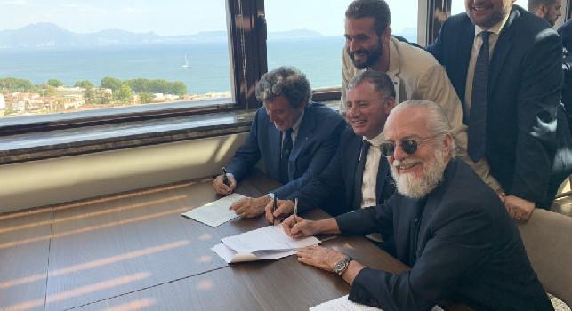 Ritiro a Castel di Sangro, convenzione pluriennale: tre campi oltre lo stadio Teofilo Patini, previste quattro amichevoli